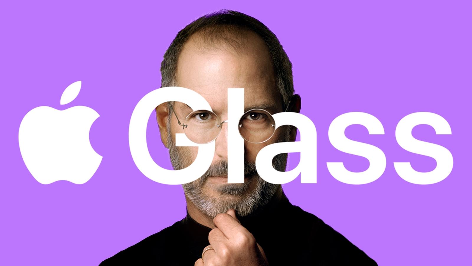 Apple Glass budou ve speciální Steve Jobs edici