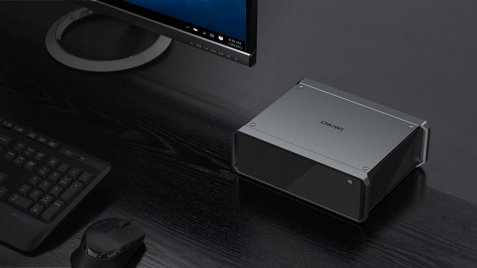 CoreBox i5 od CHUWI představen, nabízí malé tělo a skvělý výkon [sponzorovaný článek]