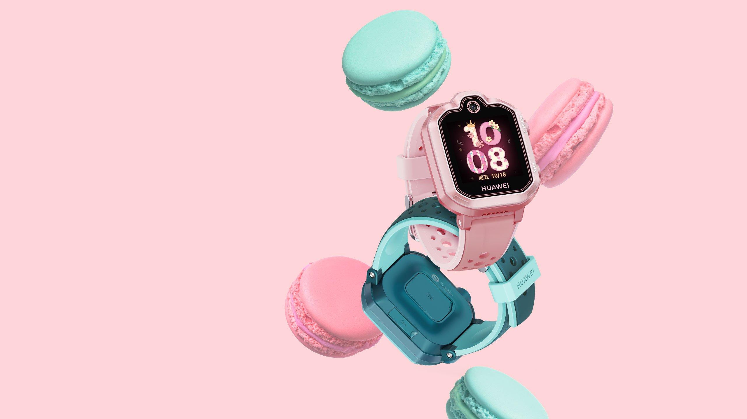 Huawei přináší nové hodinky pro děti