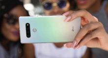 LG Stylo 6 oficiálně, stylus ve střední třídě