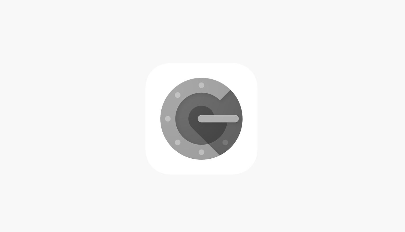 Google Authenticator pro iOS získává modernější kabátek
