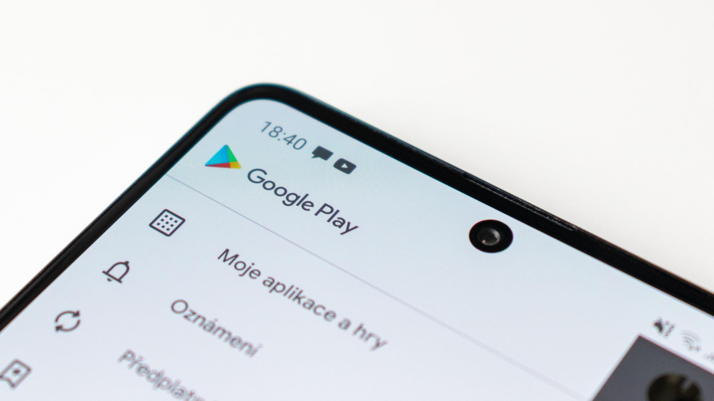 Google chystá změnu podmínek pro vývojáře, Spotify a dalším se to nebude líbit