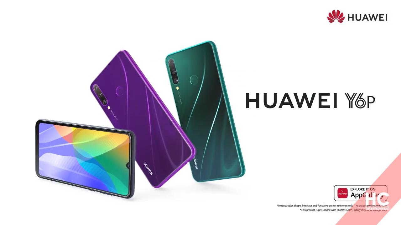 Huawei Y6p 3 1280x720x