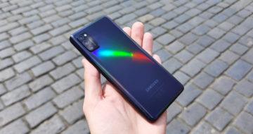 Samsung Galaxy A41 – lehká inovace předchůdce [recenze]