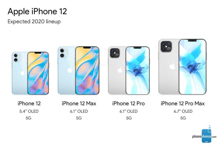 Massive iPhone 12 leak reveals impressive pricing for 5G iPhones 940x627x