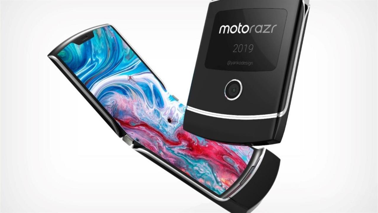 Motorola chystá další skládací telefon