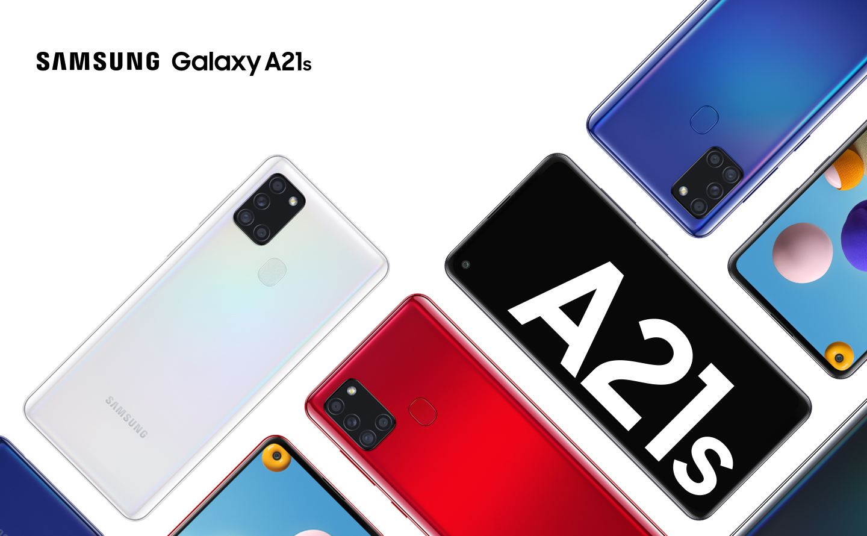 Samsung představil Galaxy A21s, cena začíná na 5 499 Kč