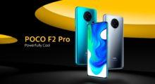POCO F2 Pro oficiálně, cena začíná na 499 eurech