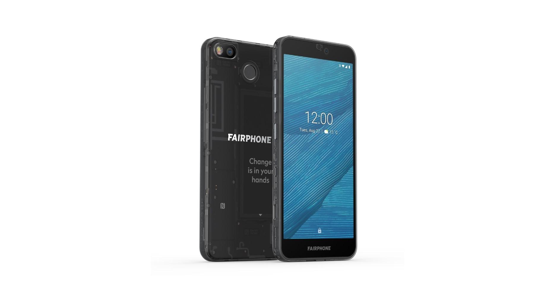 Novinka /e/OS Fairphone 3 nabídne ekologický telefon bez Google služeb