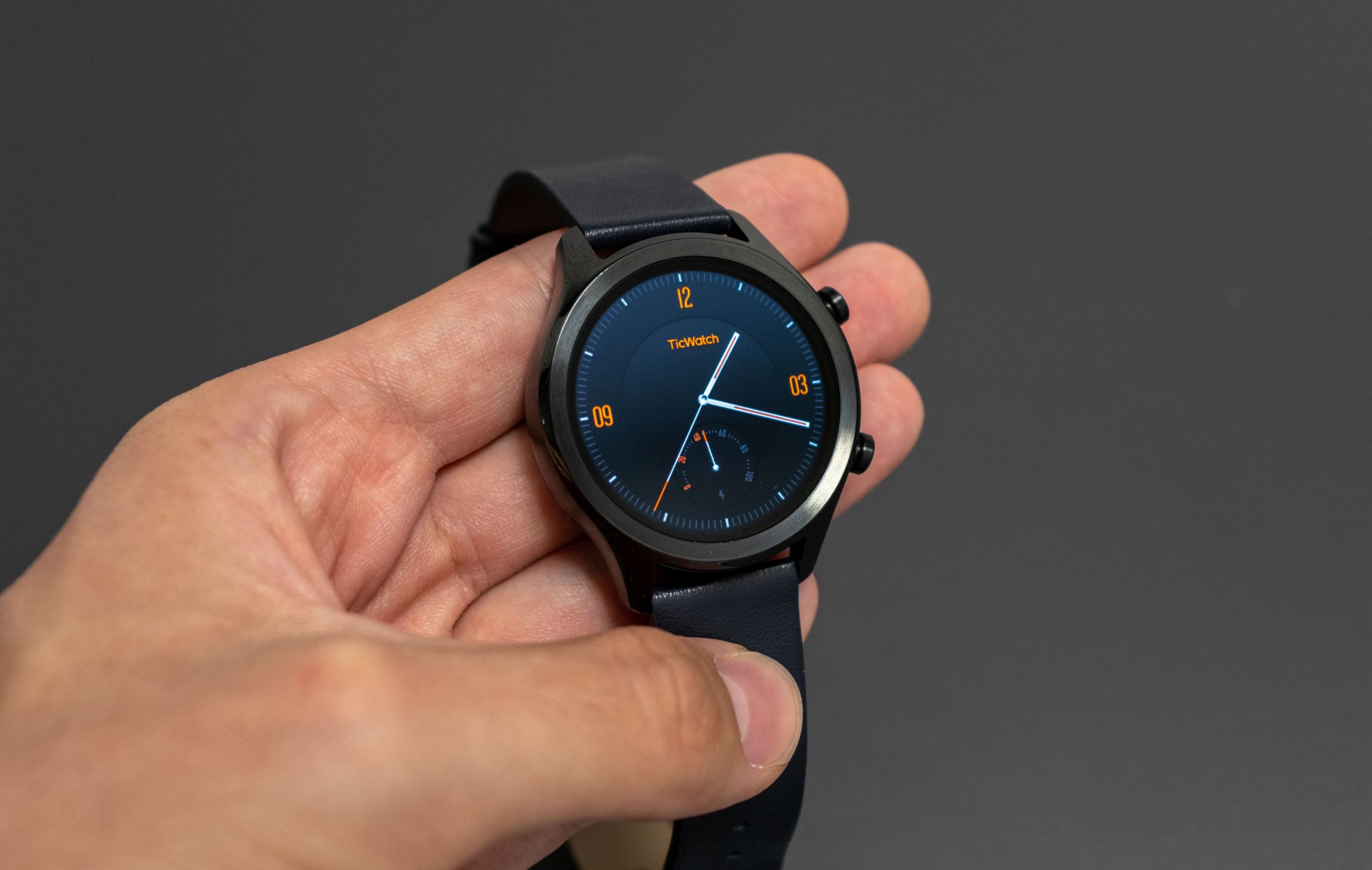 TicWatch C2 – nejhezčí hodinky tohoto výrobce [recenze]