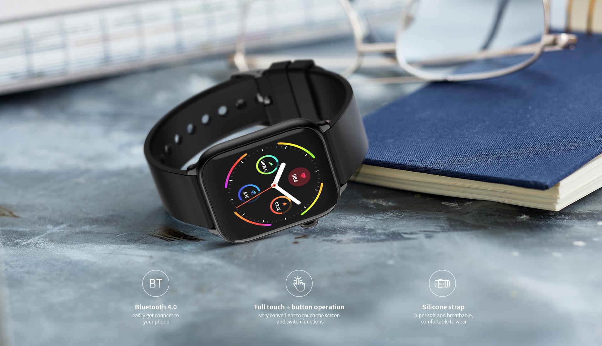 Xiaomi hodinky, Yeelight a třeba chytré hodinky s teploměrem nově v akci na Gearbestu [sponzorovaný článek]