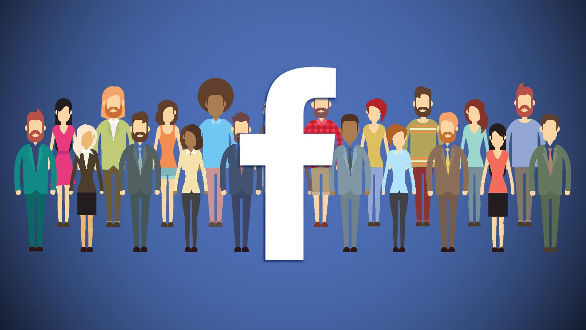Facebook si pohrává se vzhledem aplikace, jedna sekce je barevnější
