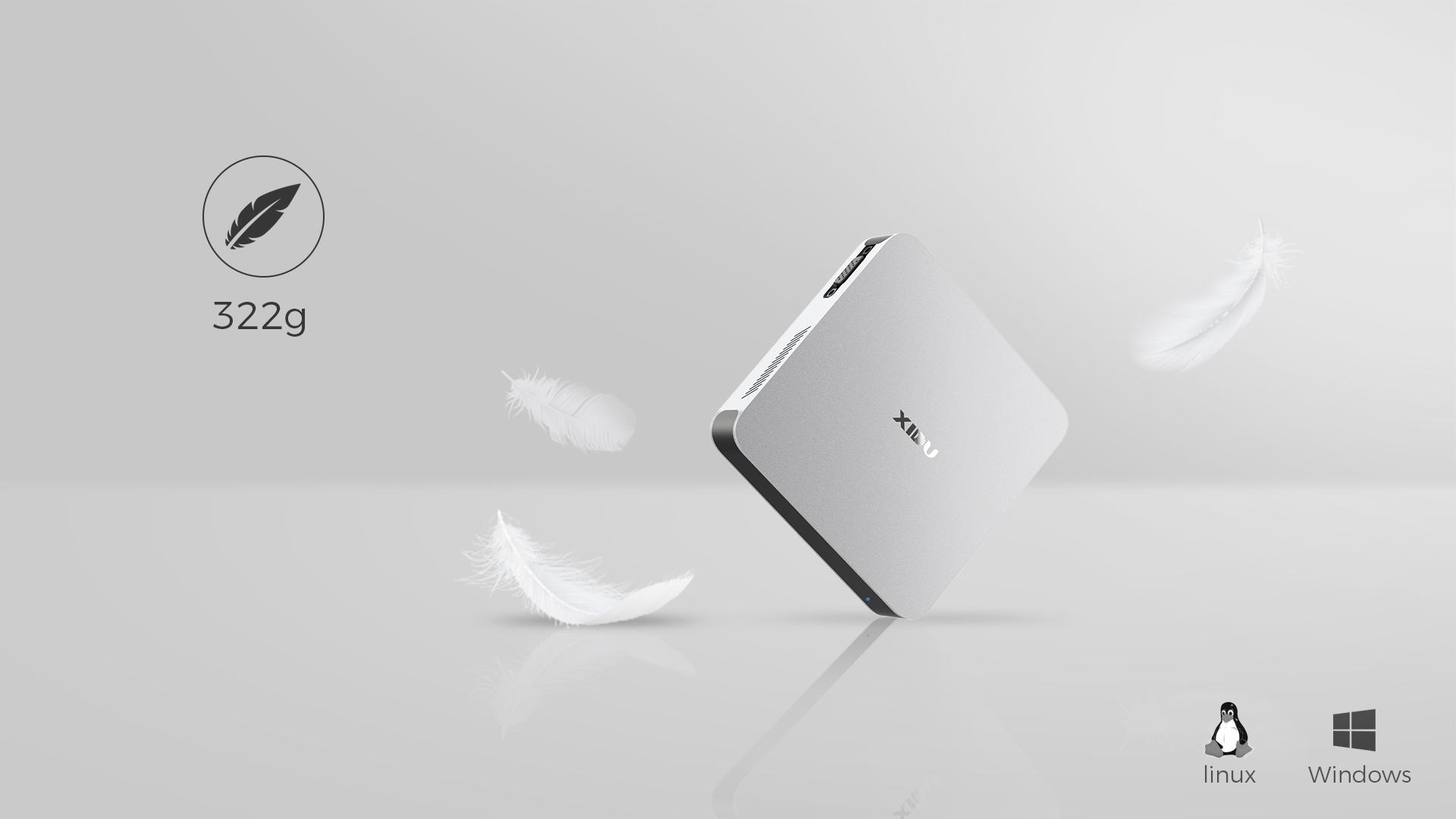 PhilMac od XIDU nabízí velmi malé tělo a výkonné komponenty [sponzorovaný článek]