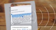 Nově si můžete poslat text z Androidu do schránky v počítači přes Google Lens