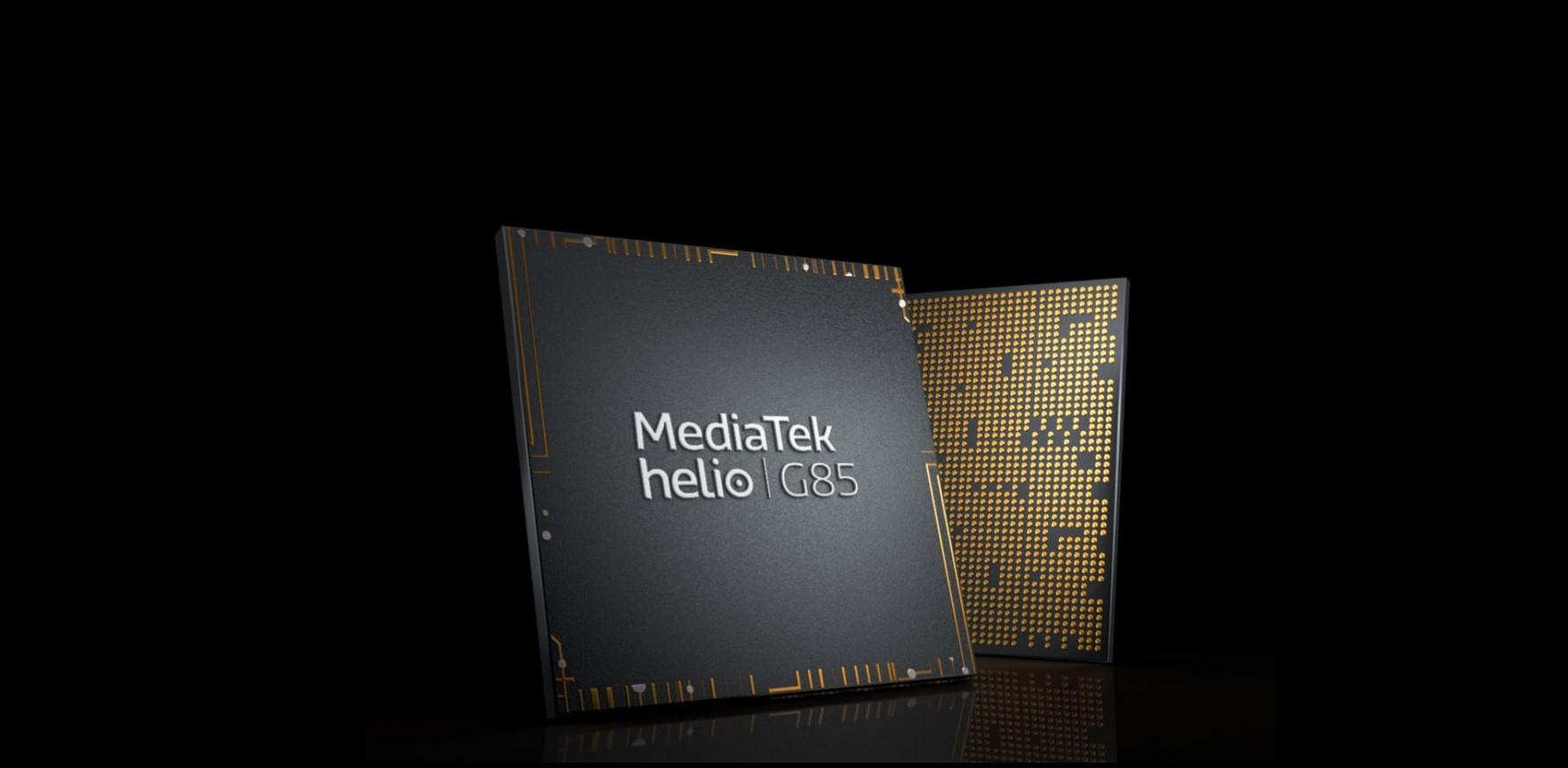 MediaTek představil procesor Helio G85 pro herní smartphony