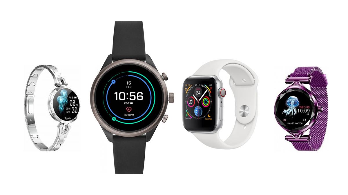 Chytré hodinky nově v obchodech – najdou se modely i pro dámy