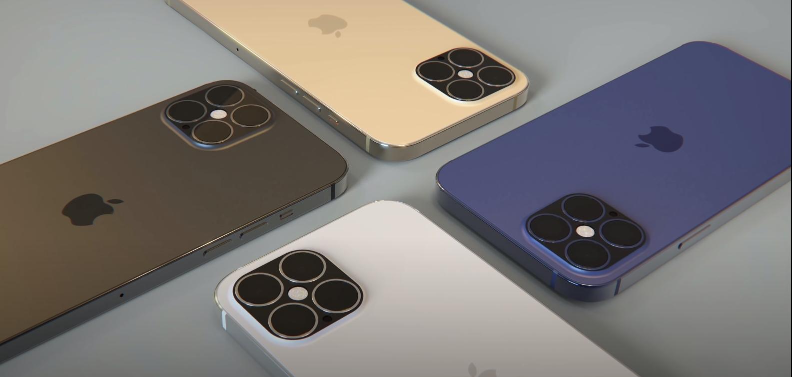 Nové detaily o iPhonu 12 Pro – má nabídnout 120Hz displej, lepší FaceID a 3x zoom