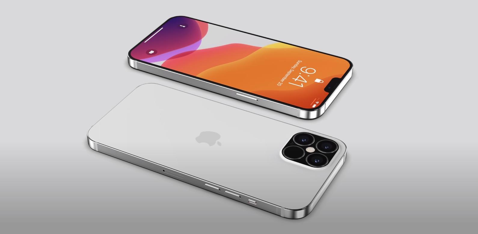 Údajný displej iPhone 12 uniká na dalším snímku