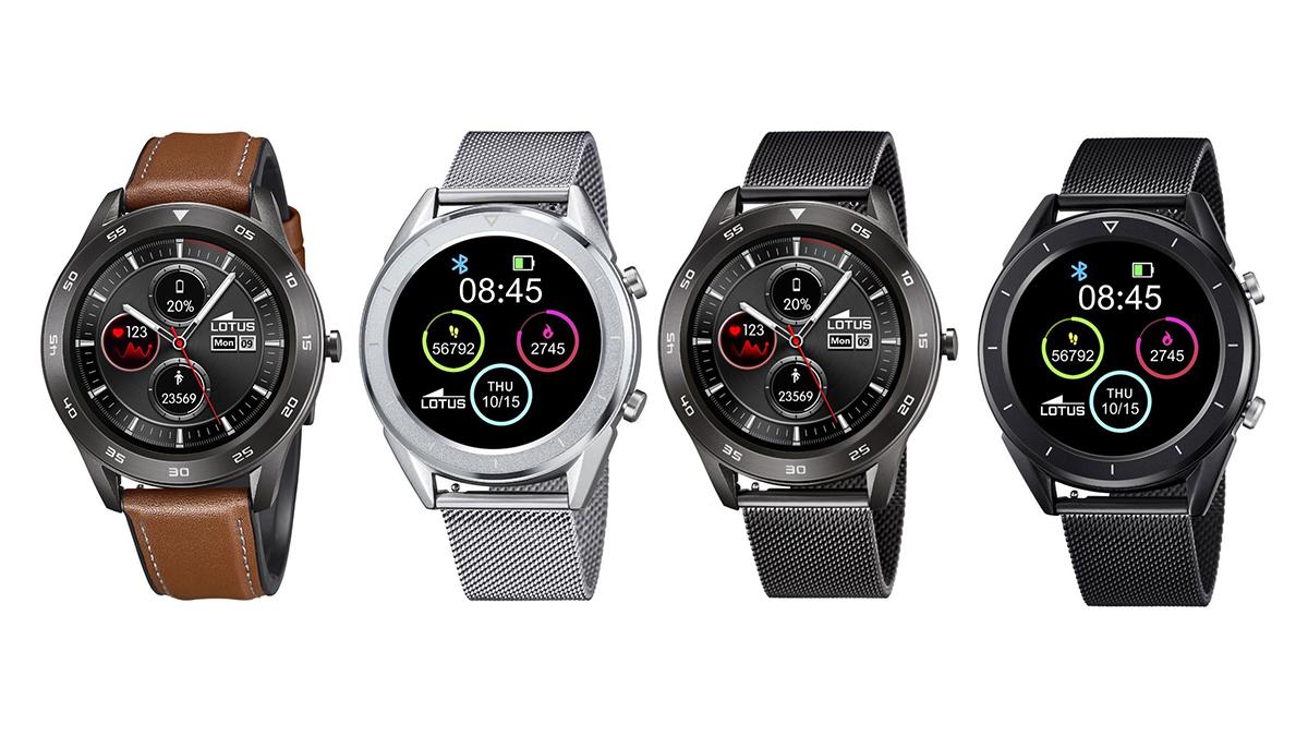 Chytré hodinky nově v obchodech – Lotus, Forever, MyKi Watch