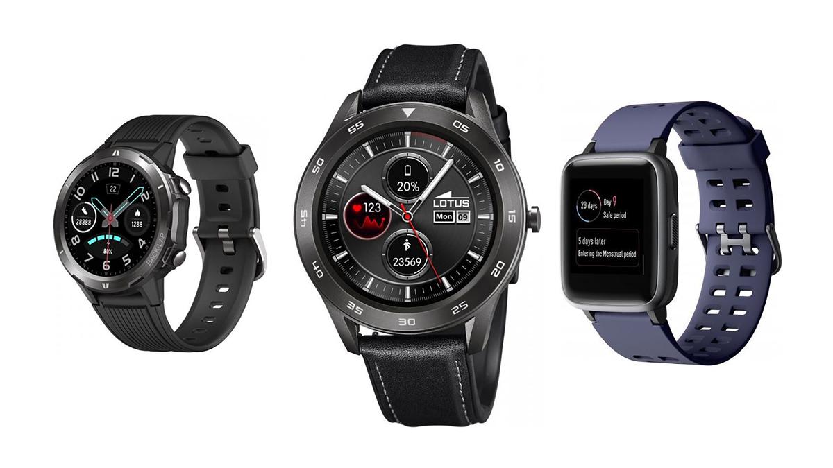 Chytré hodinky nově v obchodech – VeryFit a Lotus hodinky s nižší cenou