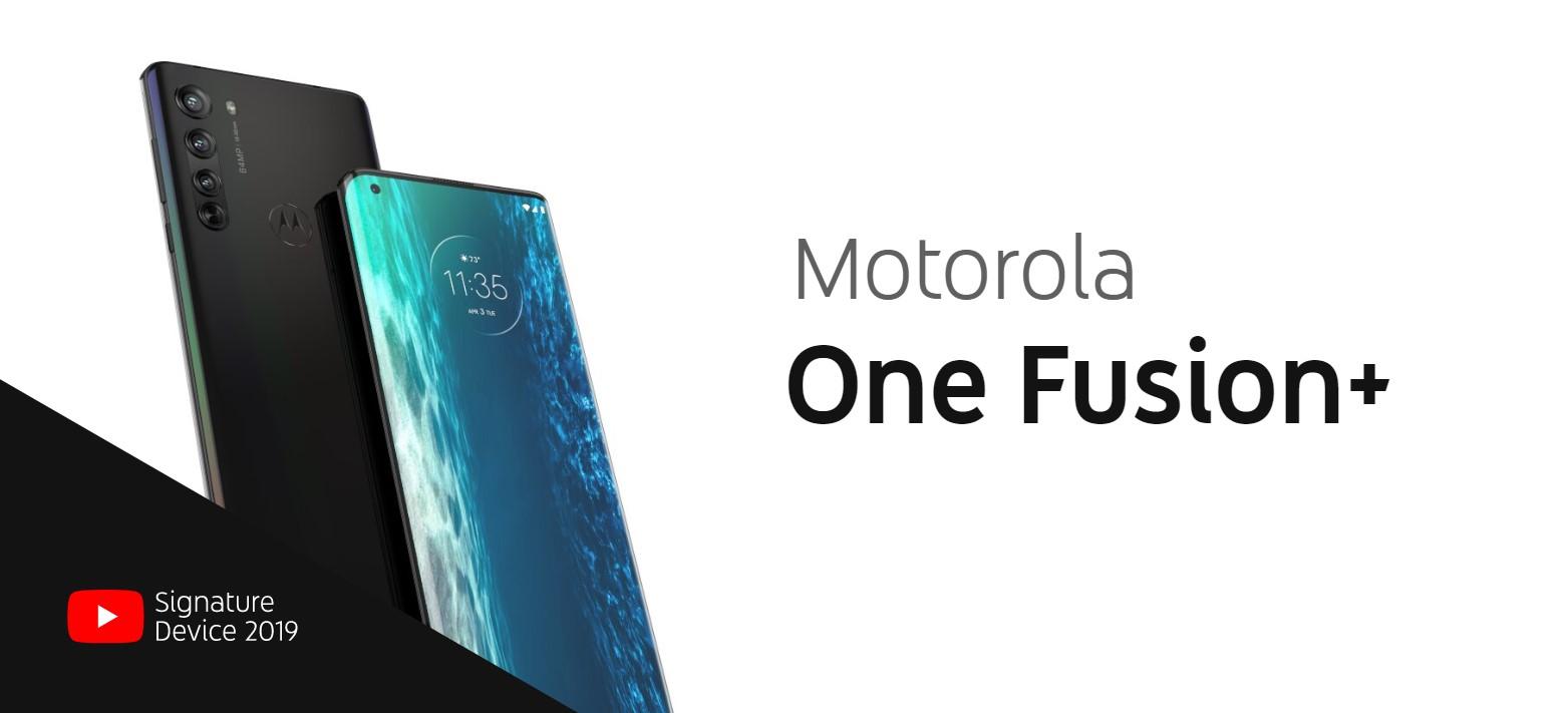 Motorola One Fusion+ v přípravě, hodně připomíná modely Edge