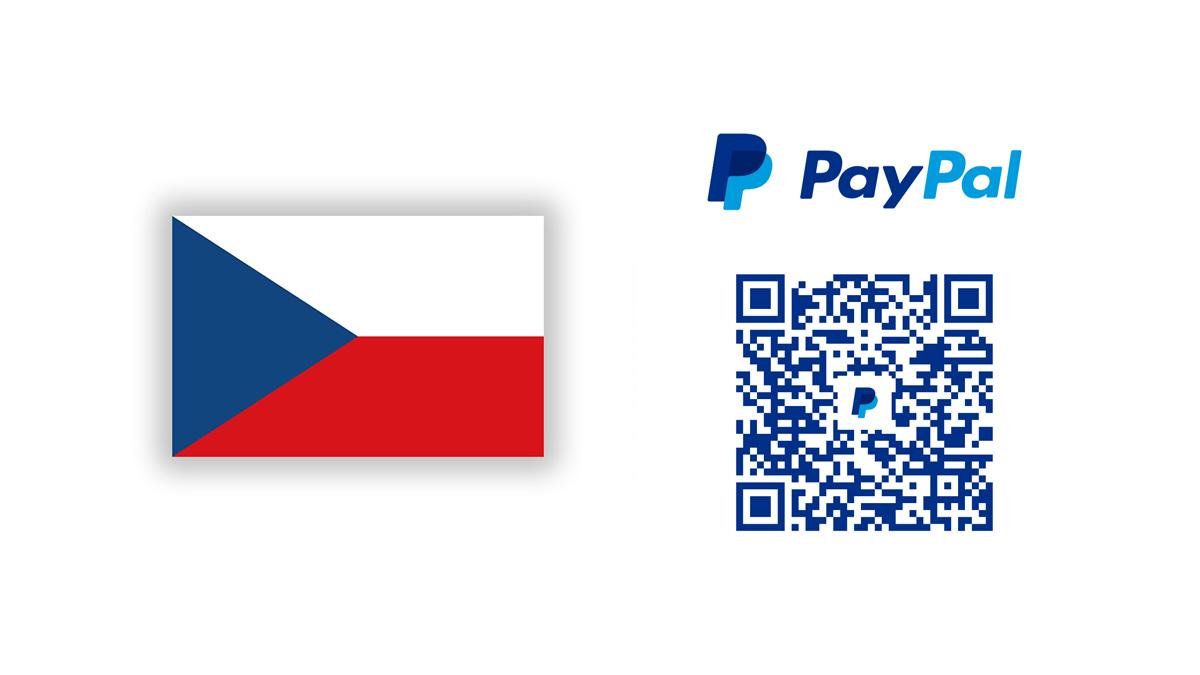 Do Česka míří QR PayPal platby
