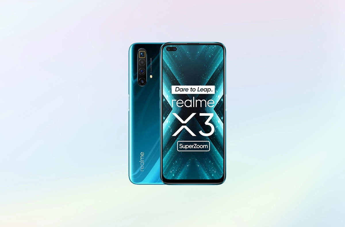 Realme X3 SuperZoom přichází do Česka s cenou 14 499 Kč [aktualizováno]