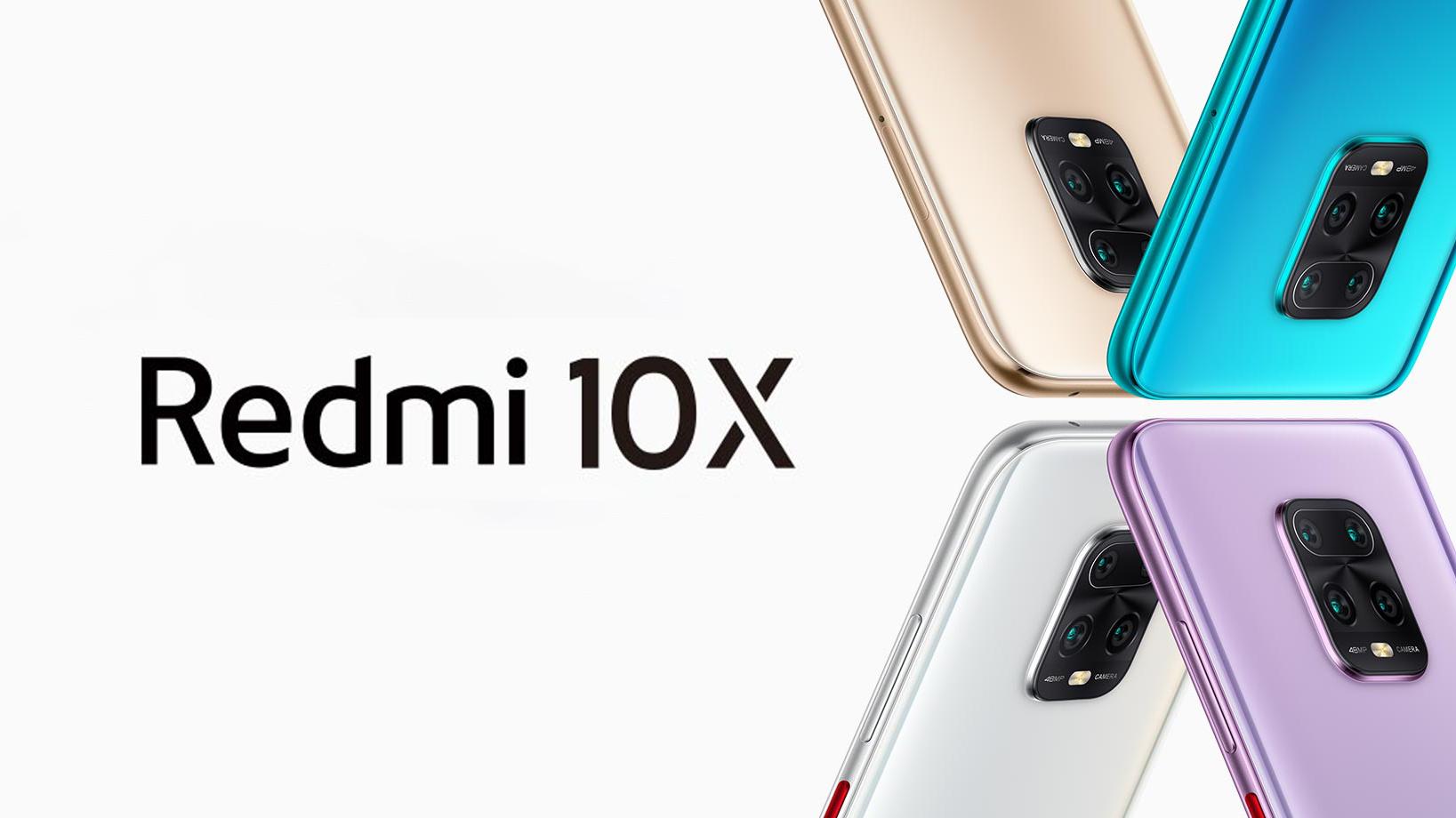 Redmi představilo novinky 10X 5G, 10X Pro 5G a 10X 4G