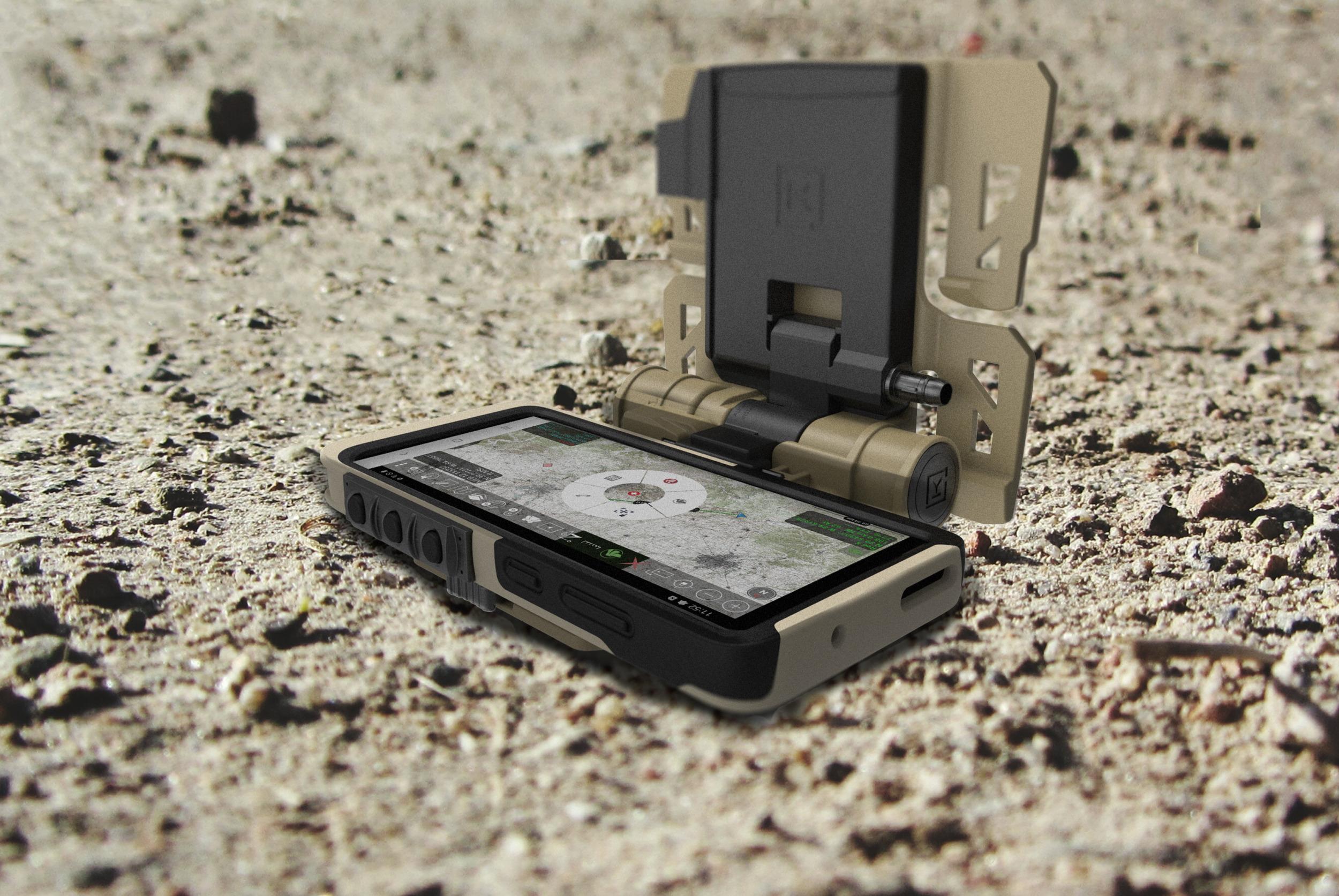 Galaxy S20 Tactical Edition je extrémní novinka pro vojáky