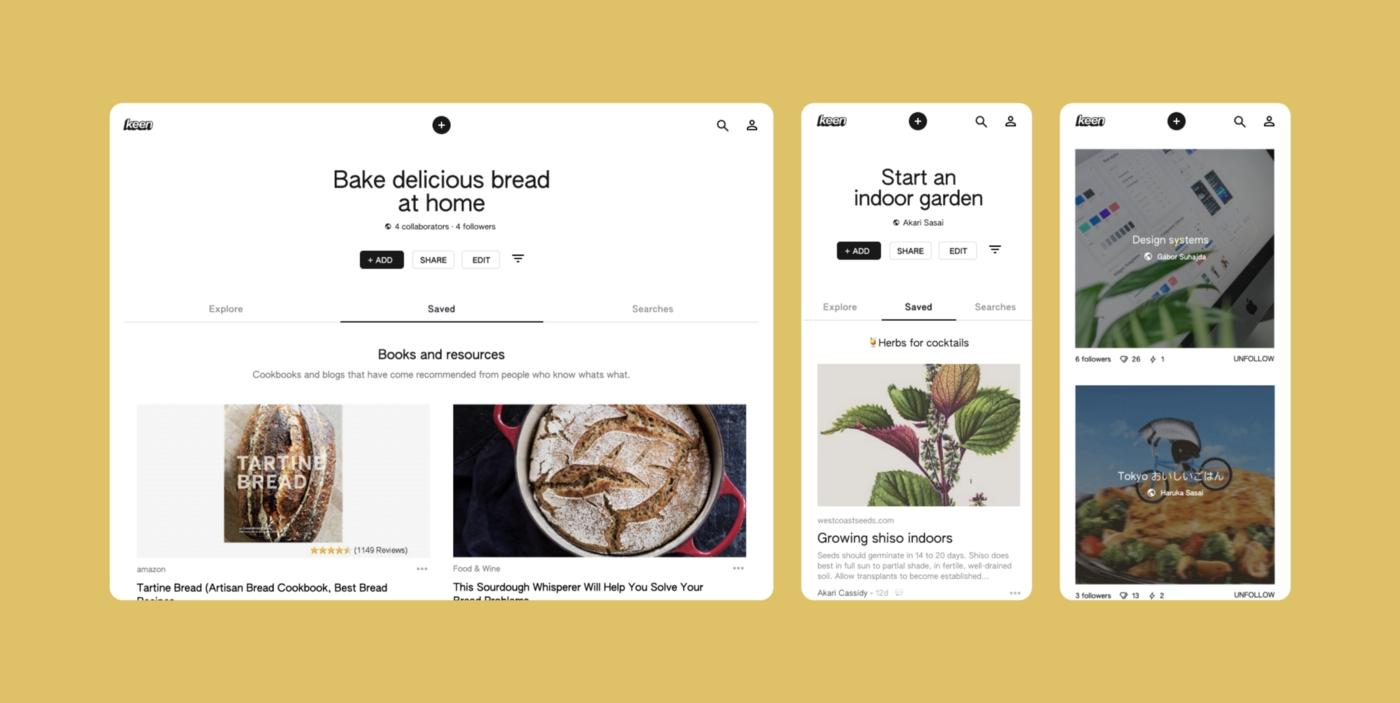 Google představil novou službu Keen