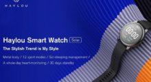 Chytré hodinky Haylou Solar a reproduktor od Tronsmartu [sponzorovaný článek]