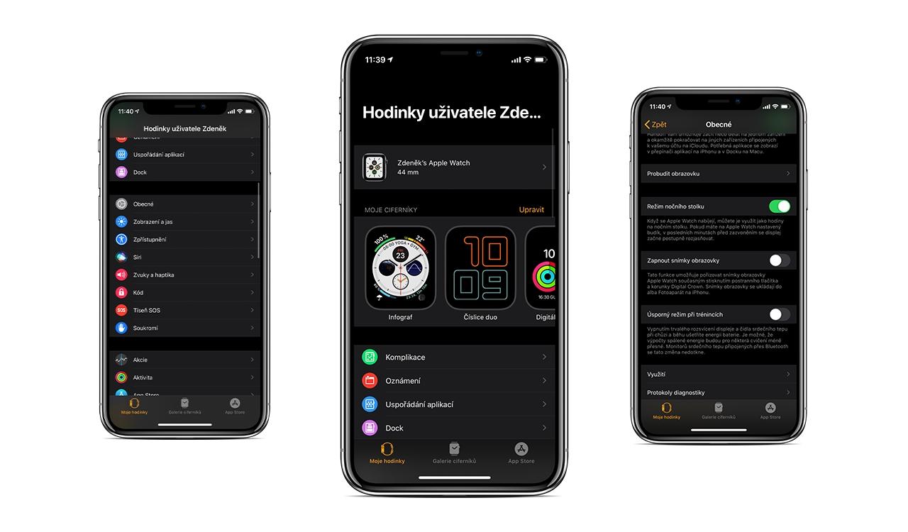 Apple Watch: Jak vytvořit screenshot [návod]