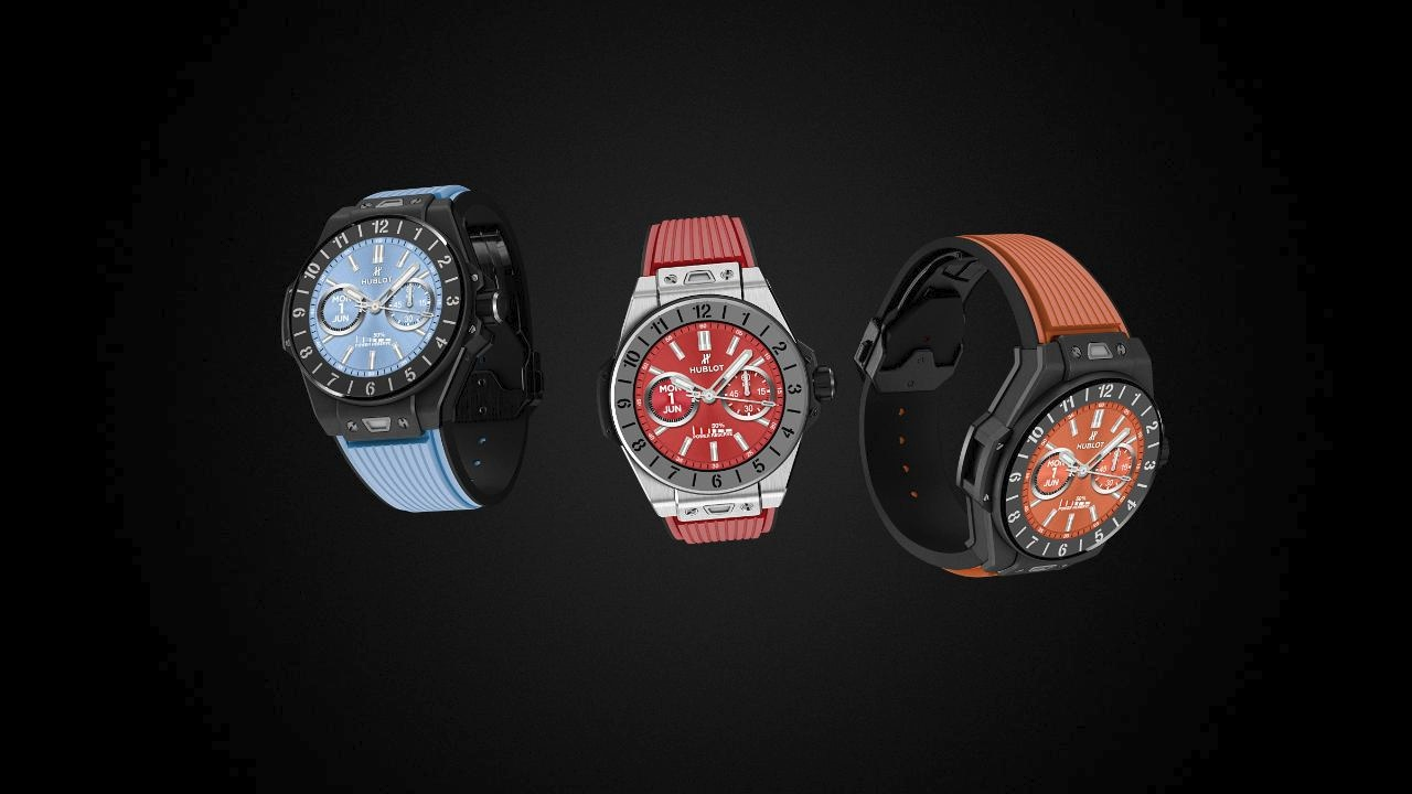 Hublot Big Bang E – jedny z nejdražších Wear OS hodinek