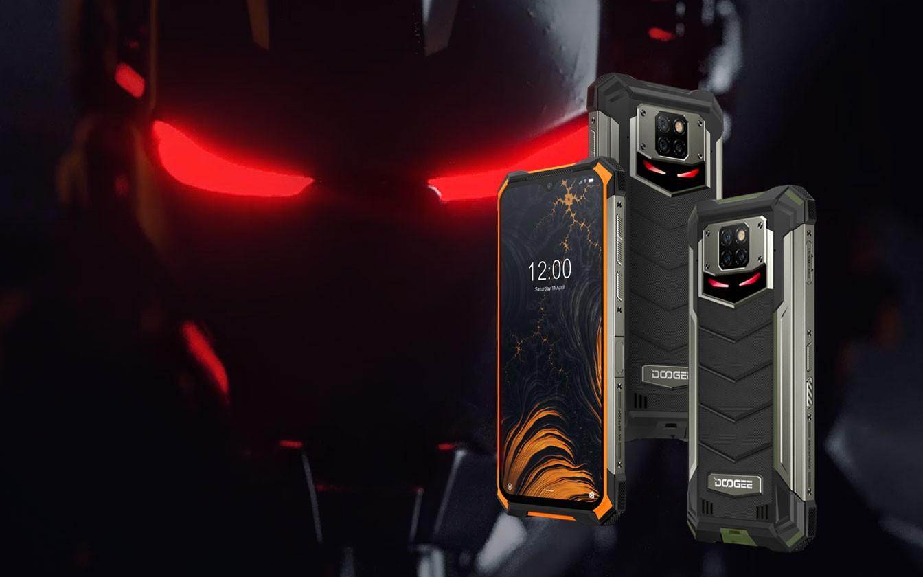 Doogee S88 Pro – obrněnec inspirovaný Iron Manem