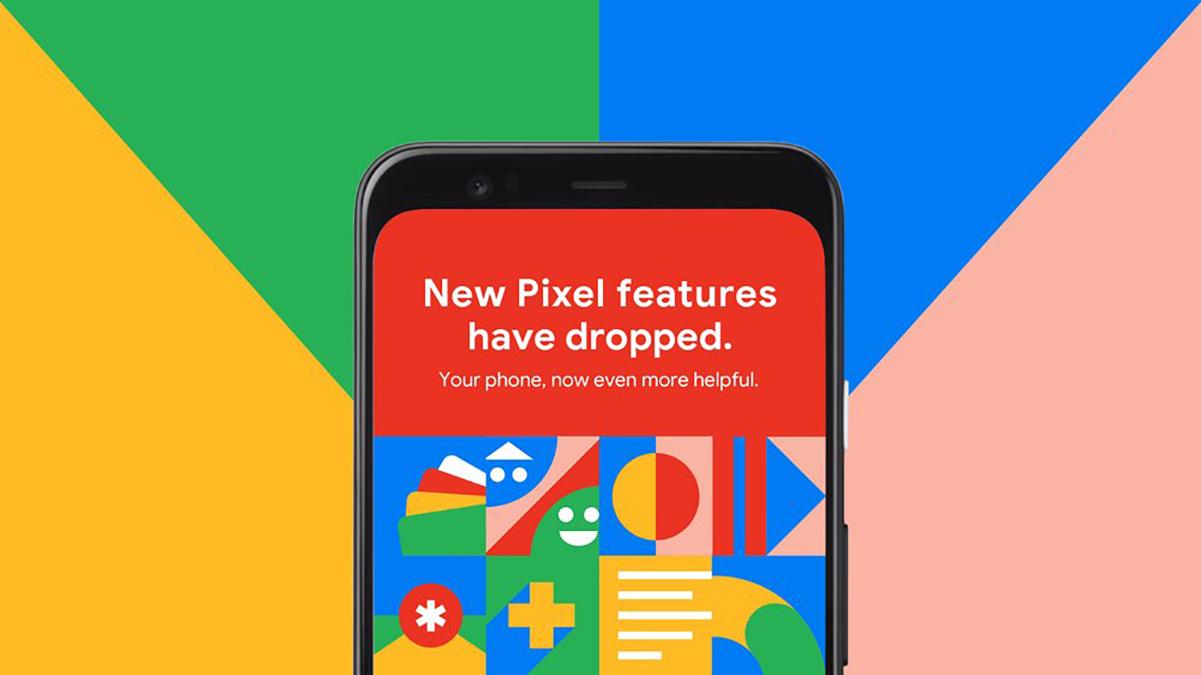 Google vydává novinky nejen pro Pixely