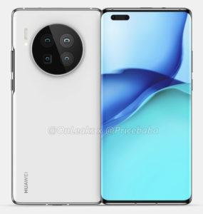 Huawei Mate 40 Pro 2485x2615x