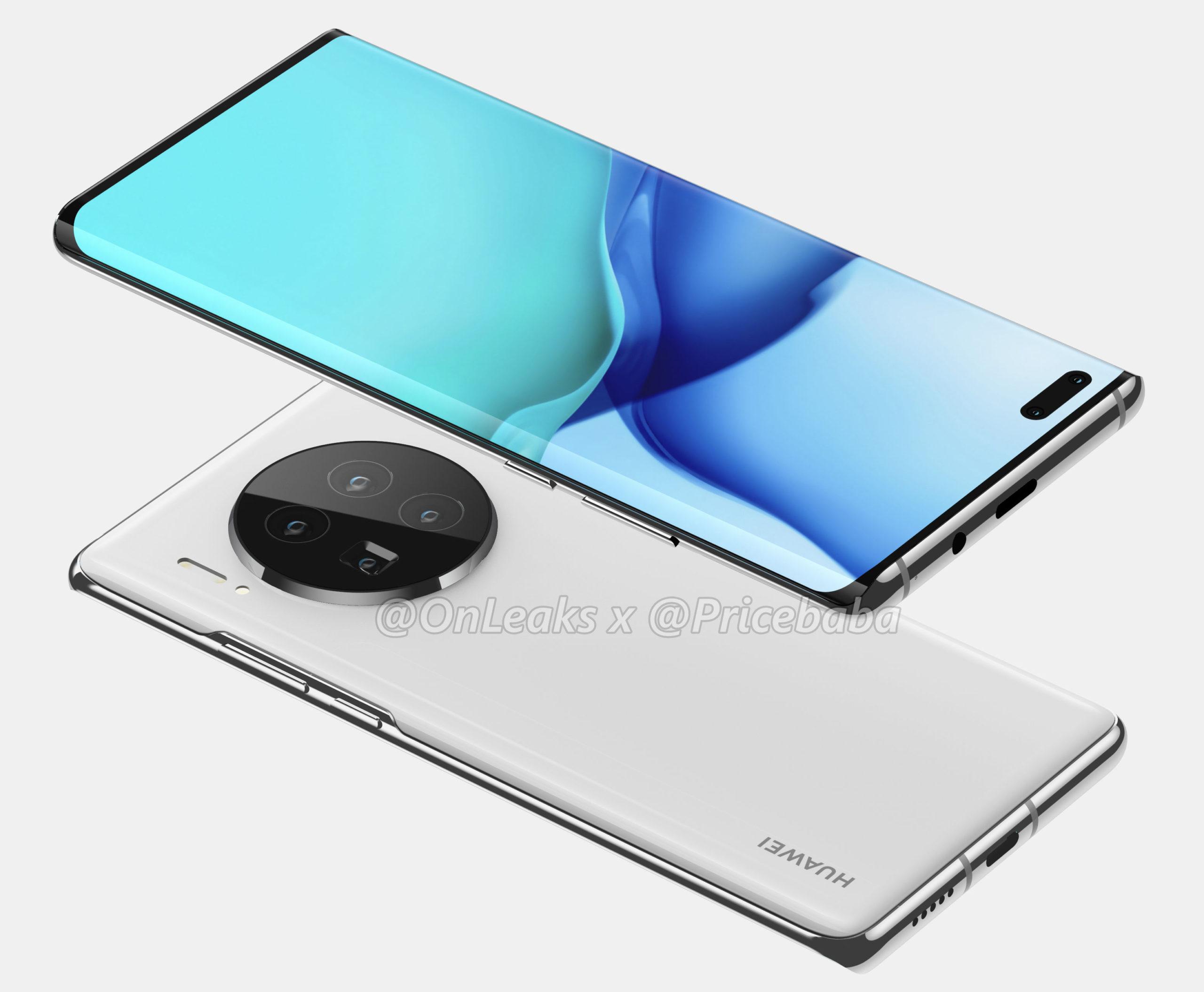 Huawei u Mate 40 očekává 30% pokles