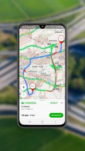 Mapycz Navigace a dopravní mapa 1 1080x1920x