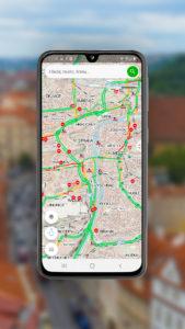 Mapycz Navigace a dopravní mapa 2 1080x1920x