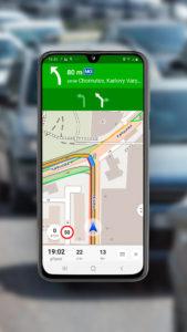 Mapycz Navigace a dopravní mapa 3 1080x1920x