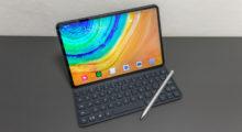 MatePad Pro – ten nejvybavenější Huawei tablet [recenze]