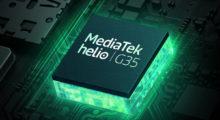 Mediatek představil procesory Helio G35 a G25