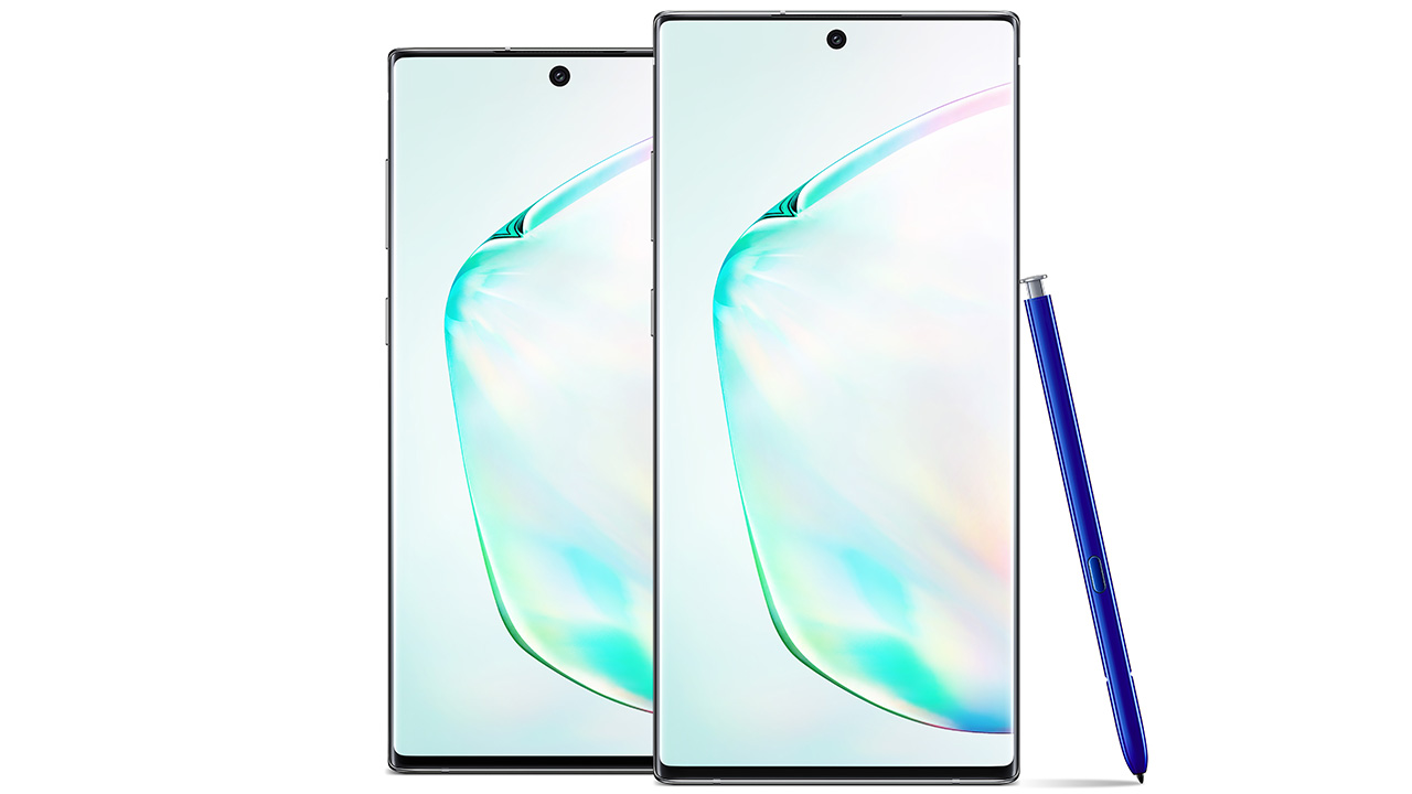 Galaxy Note 20 dorazí s plochým displejem
