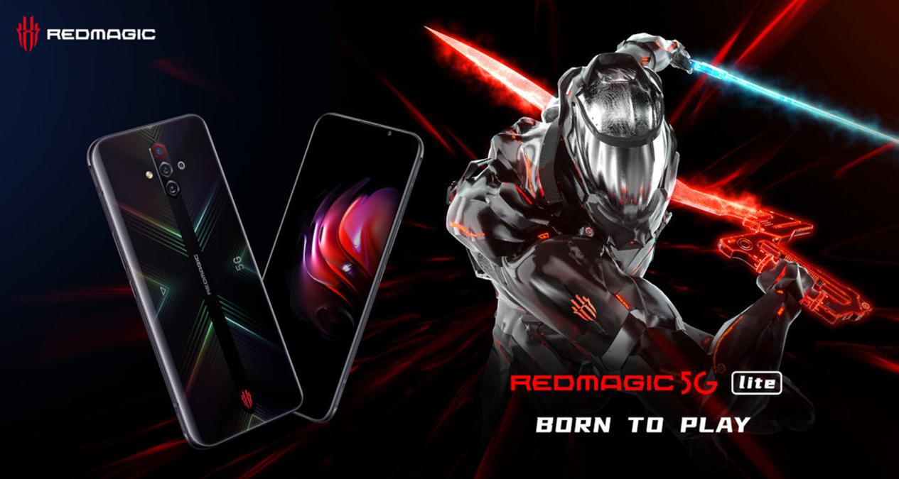 Nubia RedMagic 5G Lite představena, zamíří do Evropy