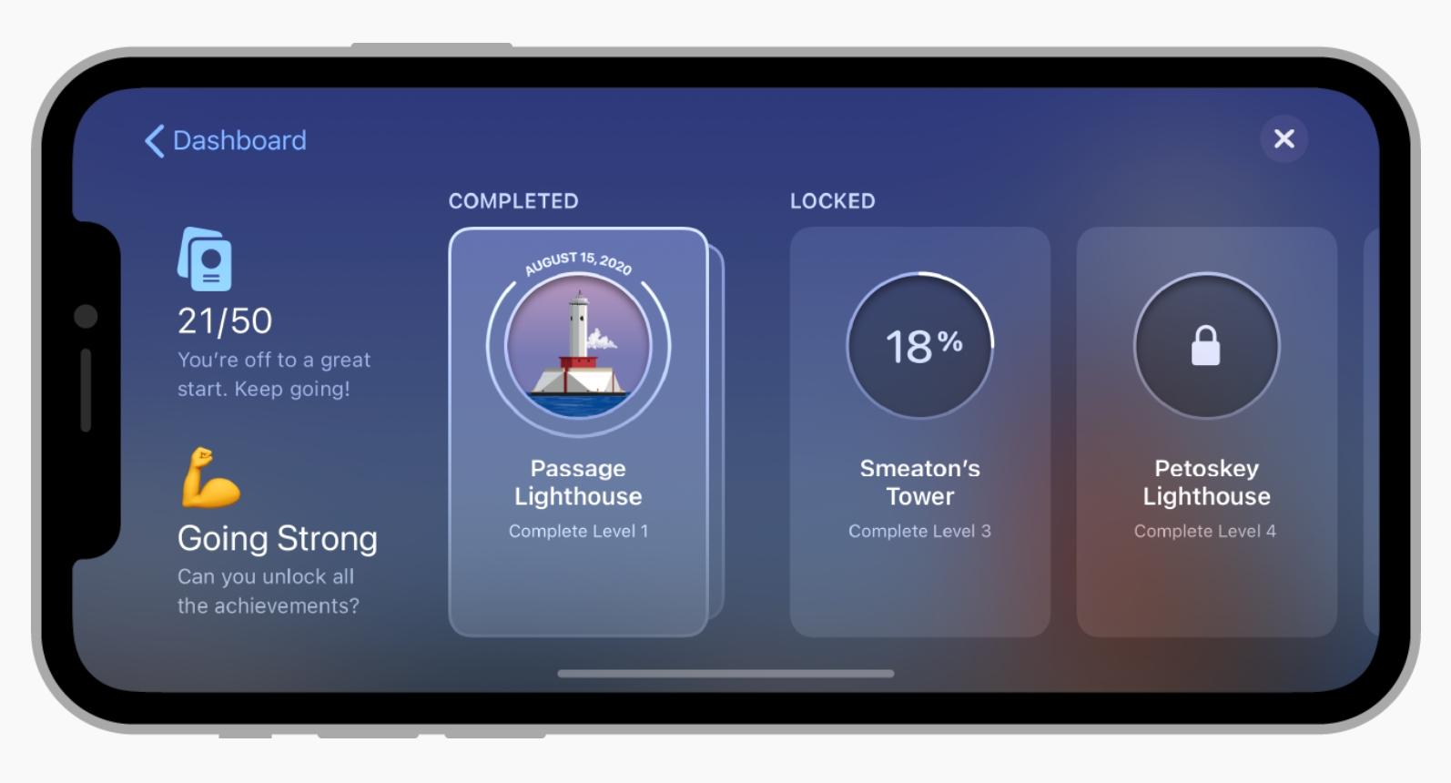Game Center v iOS 14 a iPadOS 14 s novým designem