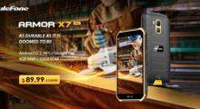 Ulefone si připravil Armor X7 ve verzi Pro