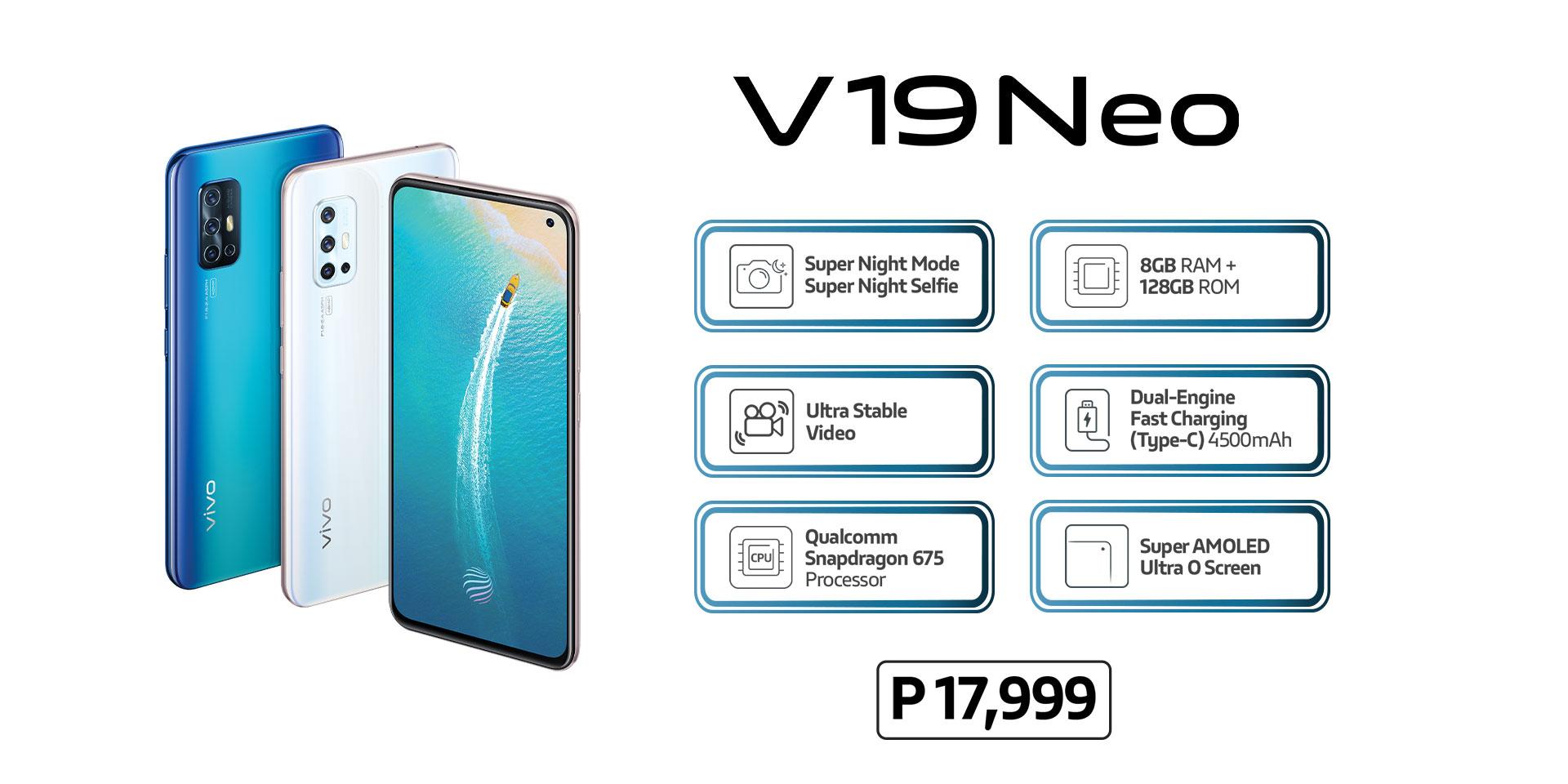 Vivo V19 Neo 4 1920x960x