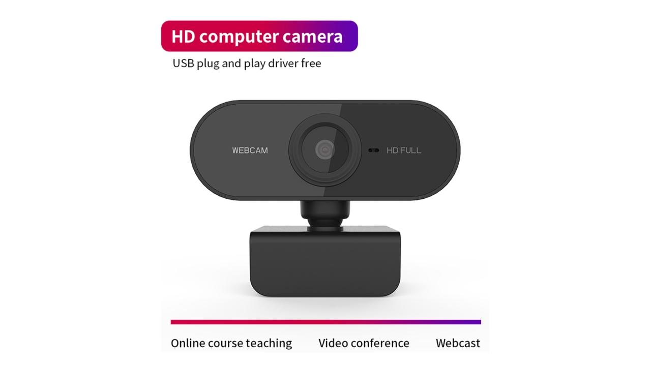 Webkamera s rozlišením Full HD jen za 355 Kč! [sponzorovaný článek]