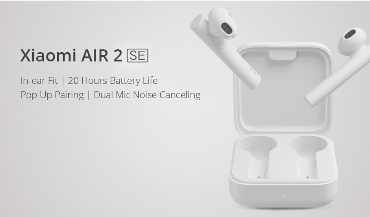 Xiaomi Air 2 SE sluchátka a hodinky Amazfit T-Rex v akci! [sponzorovaný článek]