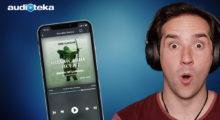 Audiotéka v mobilu: osobní rozvoj i sci-fi za 99 Kč [sponzorovaný článek]